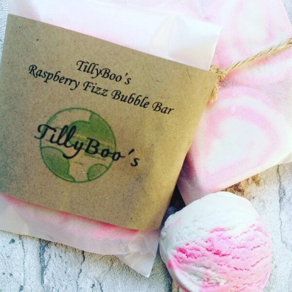 Bubble bars and Scoops
