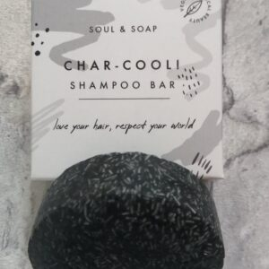 Char-Cooli Shampoo bar