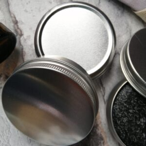shampoo bar tins